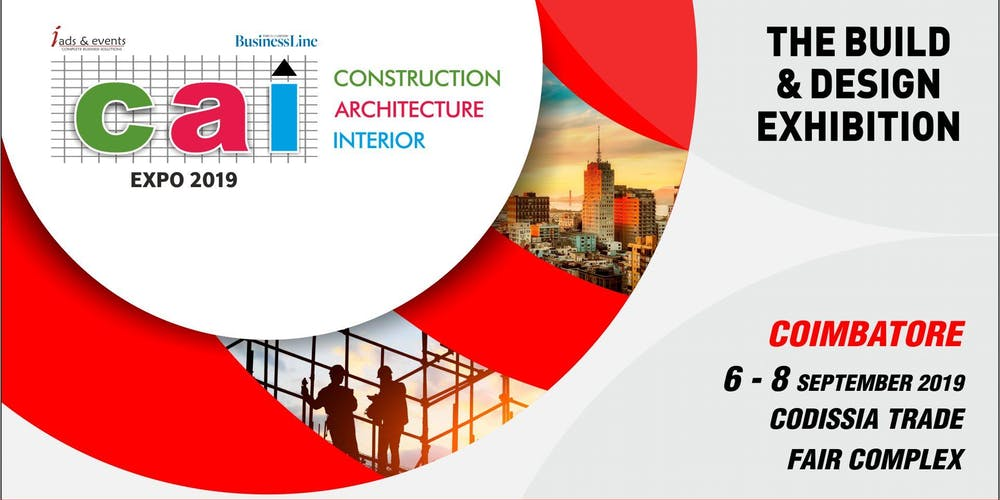 Construction Architecture Interior Expo – 2019