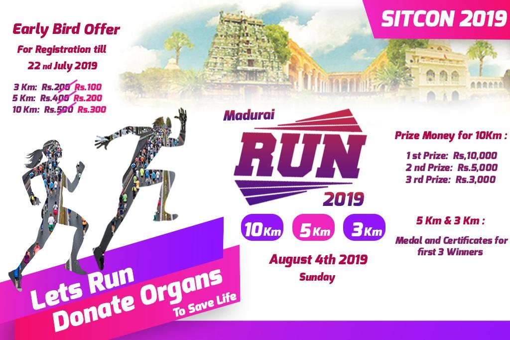 Madurai Run 2019