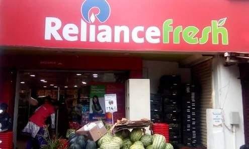 Reliance Fresh –  Peelamedu