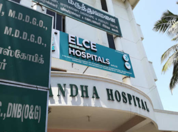 ELCE Hospital (Gastro & Gyne Care) – Coimbatore