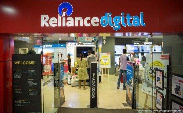 Reliance Digital – Brookefields Plaza, Coimbatore