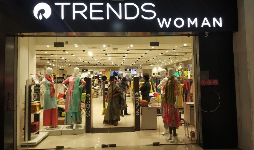 Reliance Trends Women – KK Nagar, Madurai