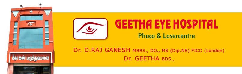 Geetha Eye Hospital – Udumalpet