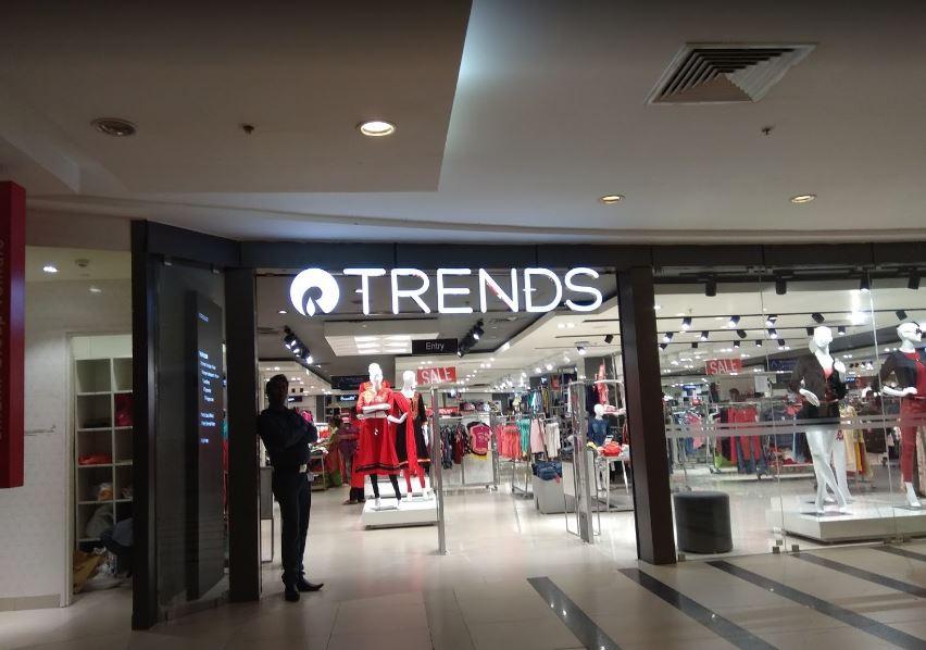 Reliance Trends – Express Avenue Mall, Royapettah, Chennai
