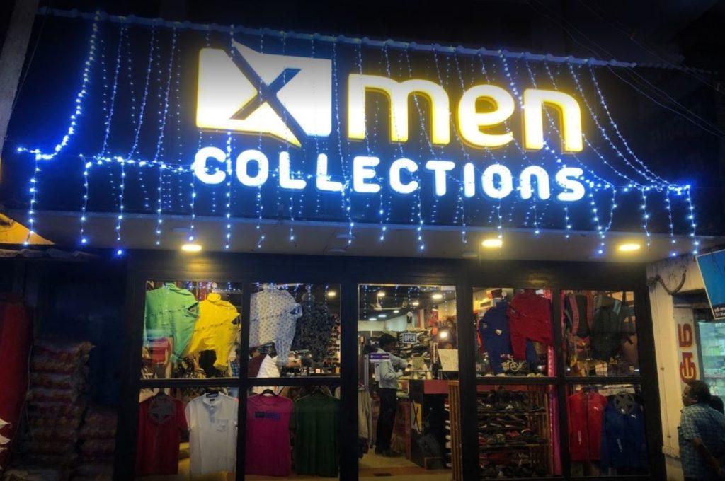X MEN Collections – Saravanampatti, Coimbatore