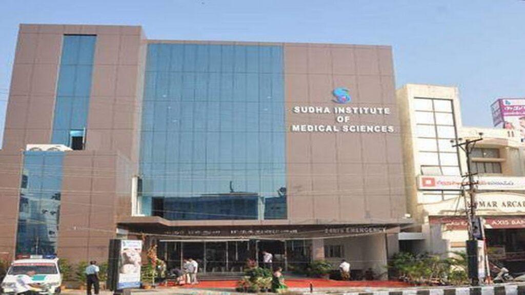 Sudha Hospital – Sidhapudur, Coimbatore