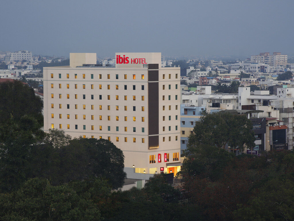 ibis Coimbatore City Centre Hotel – Lakshmi Mills Junction, Coimbatore
