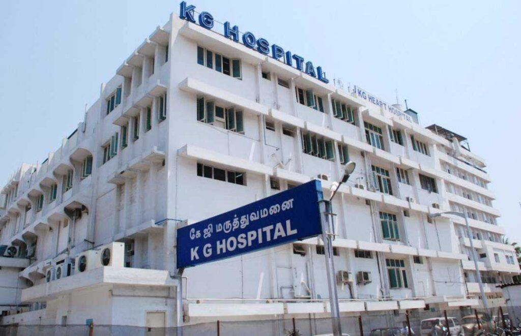 KG Hospital – Coimbatore